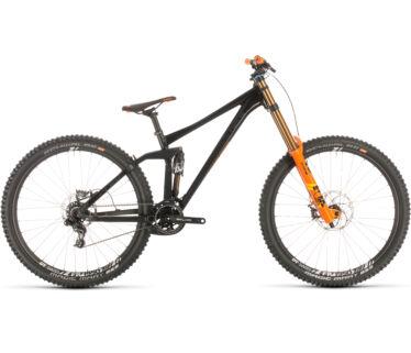 Cube TWO15 SL black´n´orange 2020 kerékpár