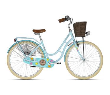 Kellys Classic DUTCH Blue 2019 kerékpár