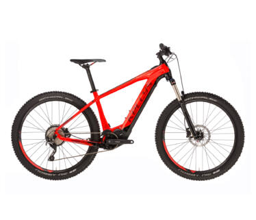 """Kellys TYGON 50 red 504wh 27,5"""" S 2020 ebike"""