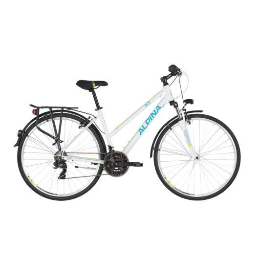 ALPINA ECO LT10 White; 2021 kerékpár
