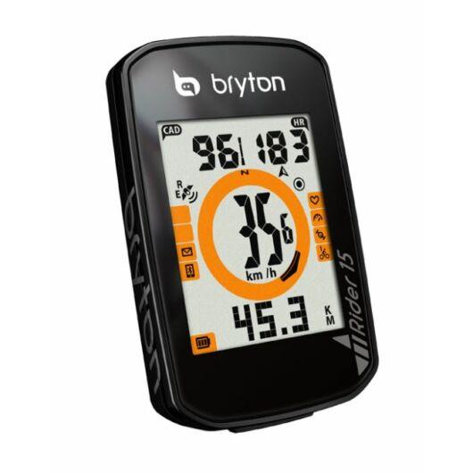 Bryton Rider 15C computer (+SCAD) szett