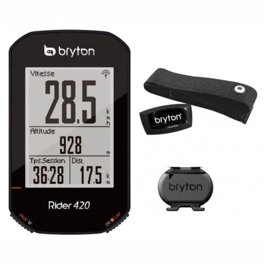 Bryton Rider 530E GPS computer