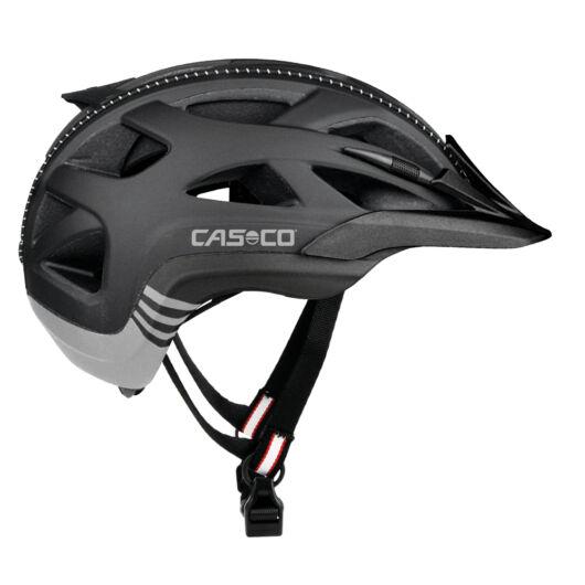 Casco Activ 2 Black Anthrazite S (52-56cm) kerékpáros fejvédő
