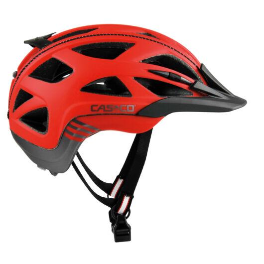 Casco Activ 2 Red-anthrazit S (52-56 cm) kerékpáros fejvédő