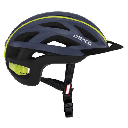 Casco CUDA 2 Blue Neon M 54-58 cm kerékpáros fejvédő