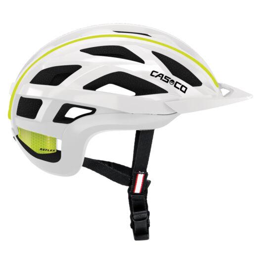 Casco CUDA 2 White Neon S (52-56 cm)kerékpáros fejvédő