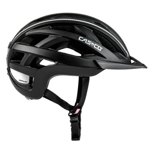Casco CUDA 2 Black Matt 54-58 cm kerékpáros fejvédő