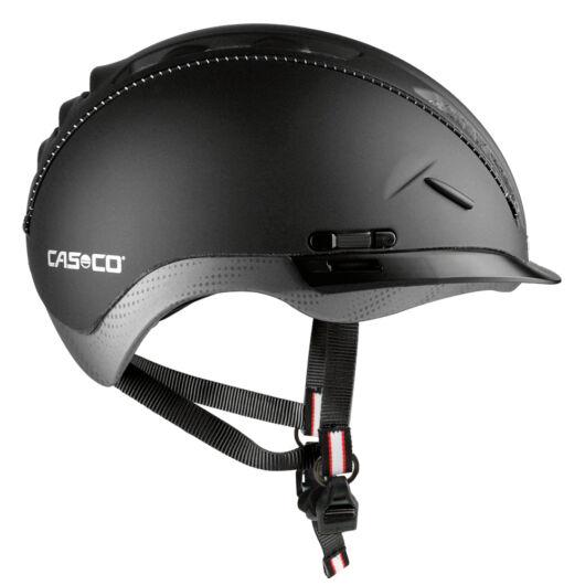 Casco ROADSTER Black L (58-60 cm) kerékpáros fejvédő