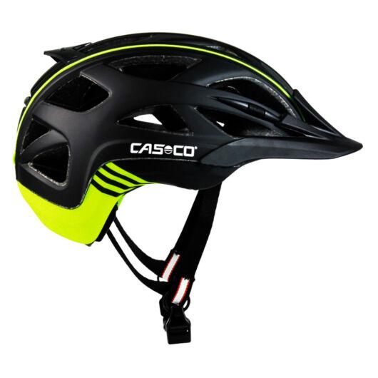 Casco Activ 2 Black Neon S (52-56 cm) kerékpáros fejvédő