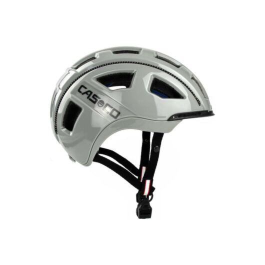 Casco E.Motion 2 Sand Shiny L 58-62 cm kerékpáros fejvédő