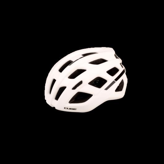 CUBE ROAD RACE Fehér (58-62 cm) országúti sisak