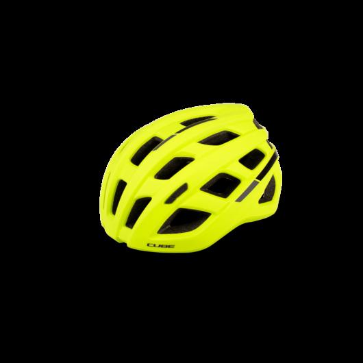 CUBE ROAD RACE sárga (58-62 cm) országúti sisak