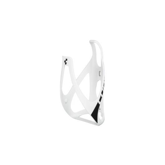 Cube HPP matt fehér/fekete kerékpáros kulacstartó