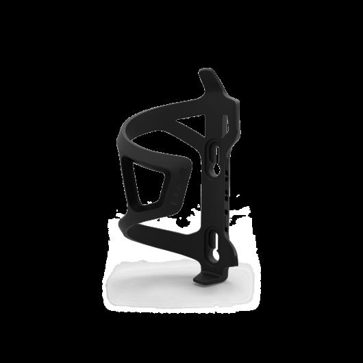 Cube HPP fekete/fekete oldalra nyíló kulacstartó