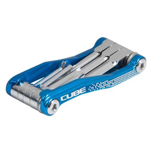Cubetool 7-in-1 kerékpáros kék szerszámkészlet
