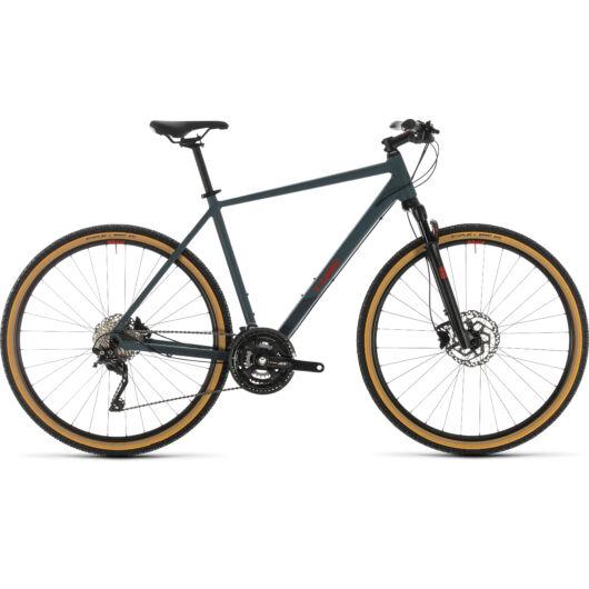 Cube CROSS PRO blue´n´red 2020 kerékpár