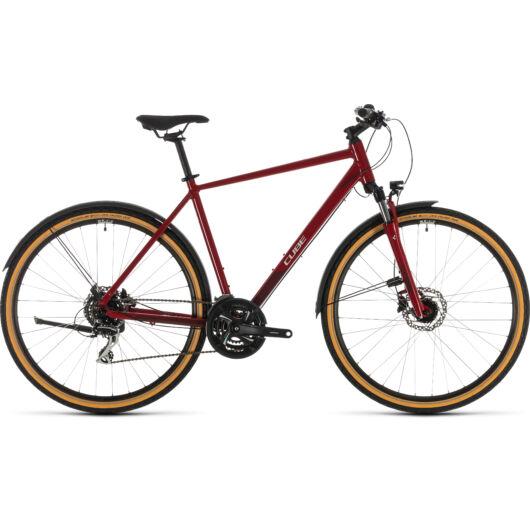 Cube NATURE ALLROAD red´n´grey 2020 kerékpár