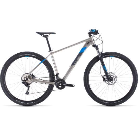 """Cube ATTENTION titanium´n´blue 29"""" 2020 kerékpár"""