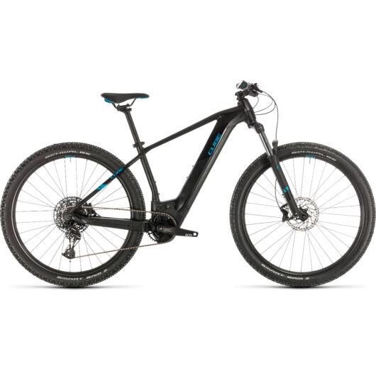 """Cube REACTION HYBRID EX 625 black´n´blue 29"""" 2020 kerékpár"""