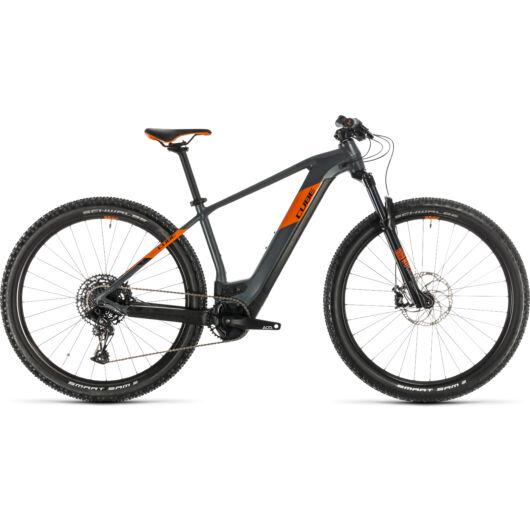 """Cube REACTION HYBRID SL 625 grey´n´orange 29"""" 2020 kerékpár"""