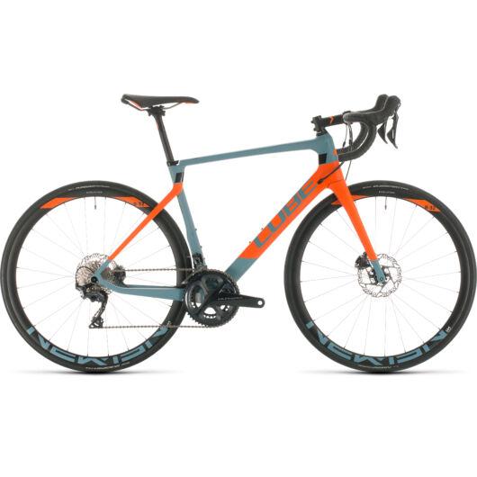 Cube AGREE C:62 RACE bluegrey´n´orange 2020 kerékpár