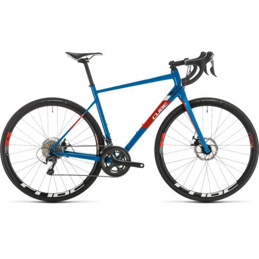 Cube ATTAIN RACE blue´n´red 2020 kerékpár