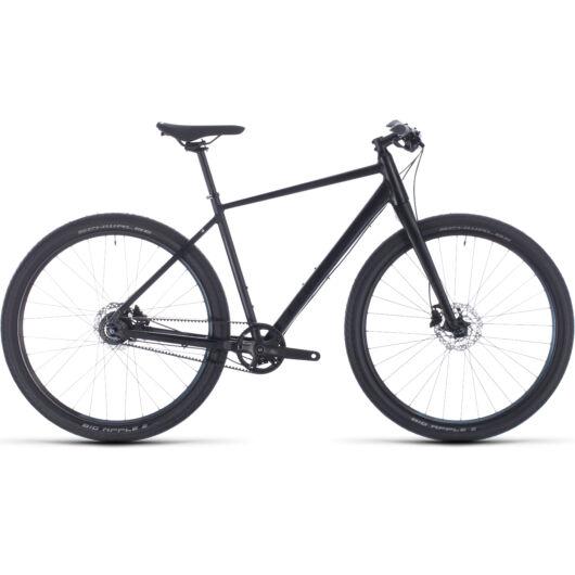 Cube HYDE PRO black´n´blue 2020 kerékpár