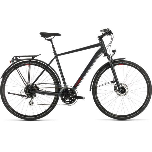 Cube TOURING ONE iridium´n´red 2020 kerékpár