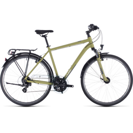 Cube TOURING green´n´white 2020 kerékpár