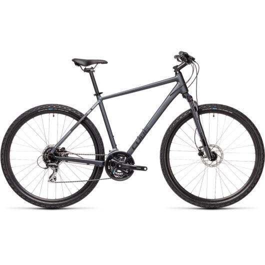 Cube NATURE iridium´n´black 2021 kerékpár
