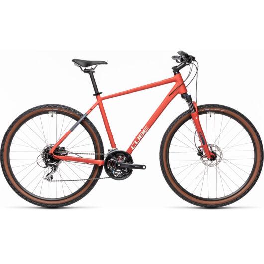 Cube NATURE red´n´grey 2021 kerékpár