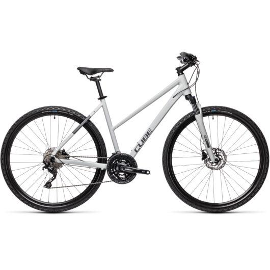 Cube NATURE PRO grey`n´iridium 2021 kerékpár