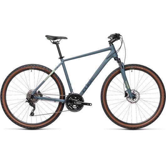 Cube NATURE PRO blue´n´green 2021 kerékpár