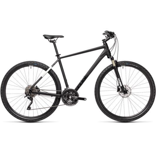 Cube NATURE EXC black´n´grey 2021 kerékpár