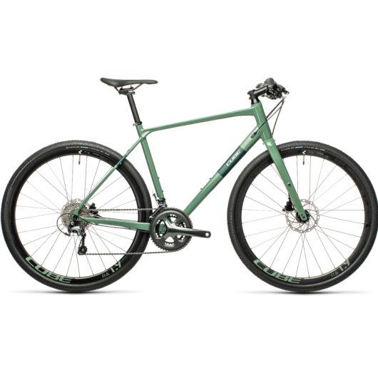 Cube SL Road PRO greygreen´n´green 2021 kerékpár