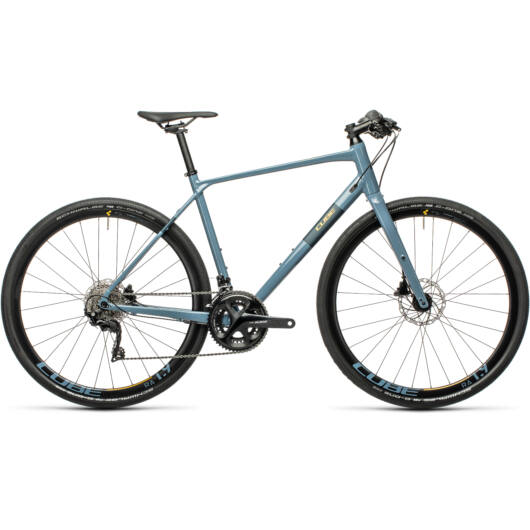 Cube SL Road RACE blue´n´orange 2021 kerékpár