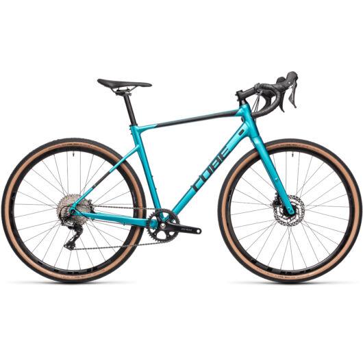 Cube NUROAD EX flashpetrol´n´black 2021 kerékpár