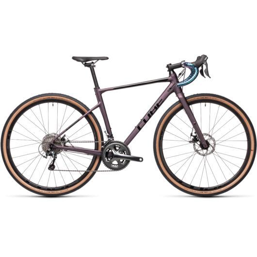 Cube NUROAD WS smokylilac´n´black 2021 kerékpár
