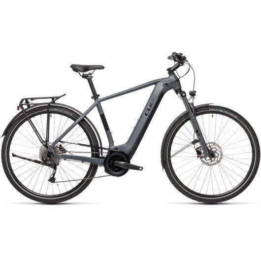 Cube TOURING Hybrid ONE 625 grey´n´black 2021 kerékpár