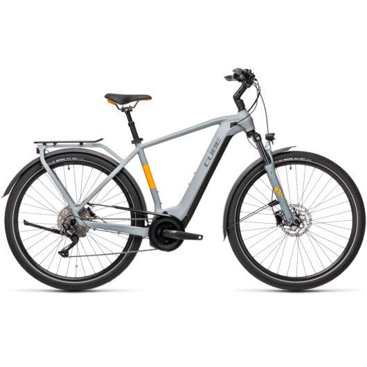 Cube TOURING Hybrid PRO 625 grey´n´orange 2021 kerékpár