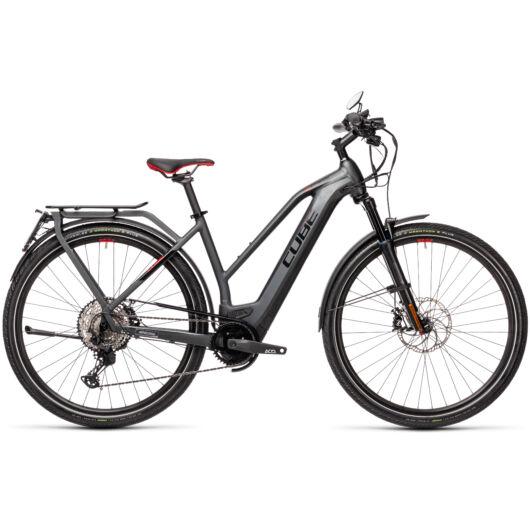 Cube KATHMANDU HYBRID 45 625 iridium'n'red; 54; 2021 elektromos kerékpár