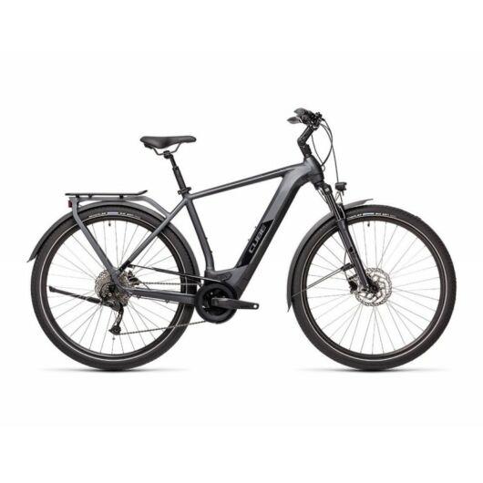 Cube Kathmandu Hybrid ONE 500 iridium n black 2021 kerékpár