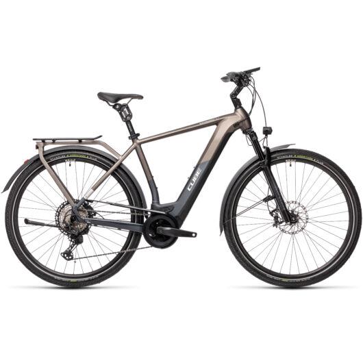 Cube KATHMANDU Hybrid SLT 625 teak´n´iridium 2021 kerékpár