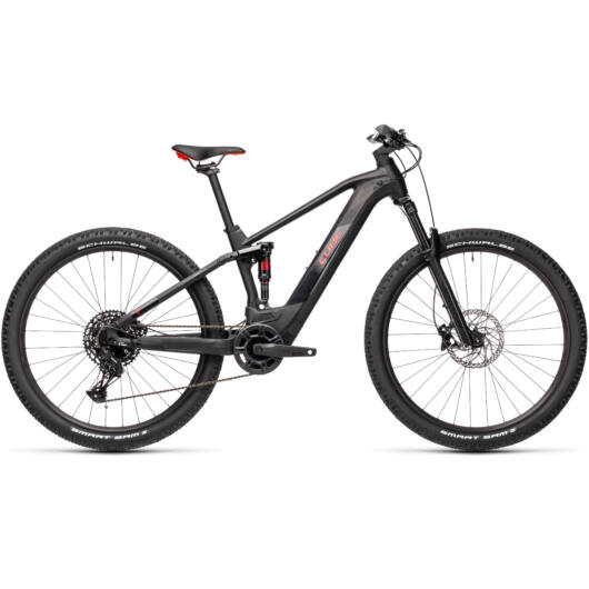 Cube STEREO Hybrid 120 PRO 625 black´n´red 2021 kerékpár