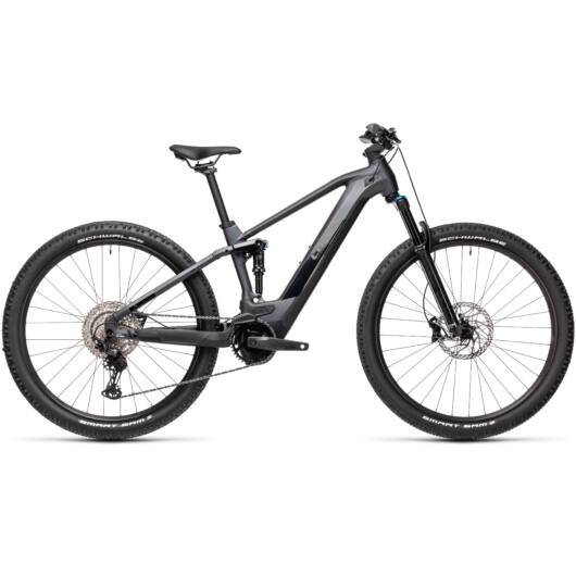 Cube STEREO Hybrid 120 RACE 625 iridium´n´black 2021 kerékpár