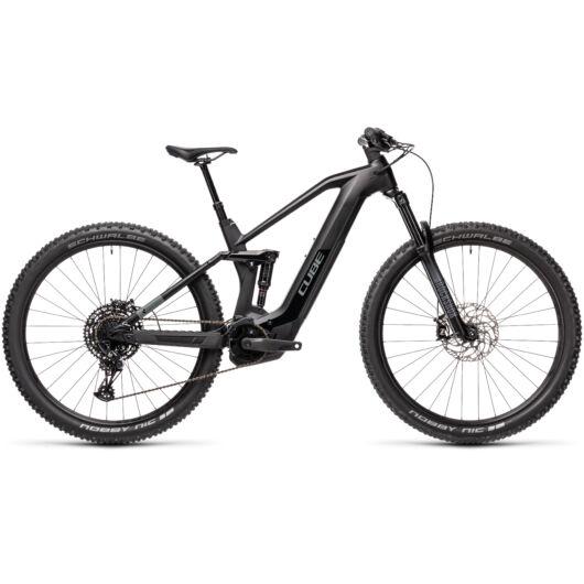 Cube STEREO Hybrid HPC 140 RACE 625 black'n'grey 2021 kerékpár
