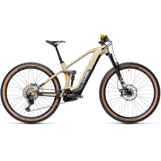 Cube STEREO 140 HPC SL 625 desert'n'orange 2021 kerékpár