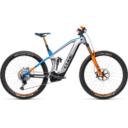 Cube STEREO Hybrid HPC 140 ActionTeam 625 KIOX 2021 kerékpár