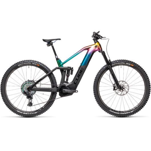 Cube Stereo Hybrid 140 HPC BOSCH 10TH ANNIVERSARY 2021 elektromos kerékpár