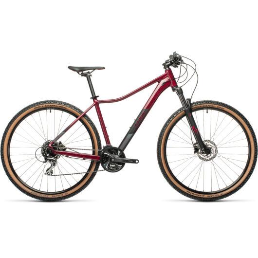 Cube ACCESS WS EXC darkberry´n´black 2021 kerékpár